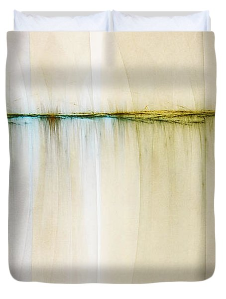 Rift In Time Duvet Cover
