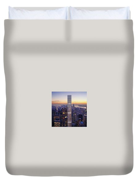 Right Here Right Now Duvet Cover