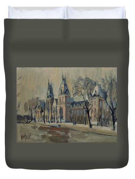 Rijksmuseum Just After The Rain Duvet Cover