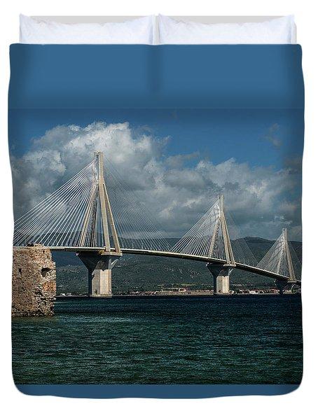 Rio-andirio Hanging Bridge Duvet Cover