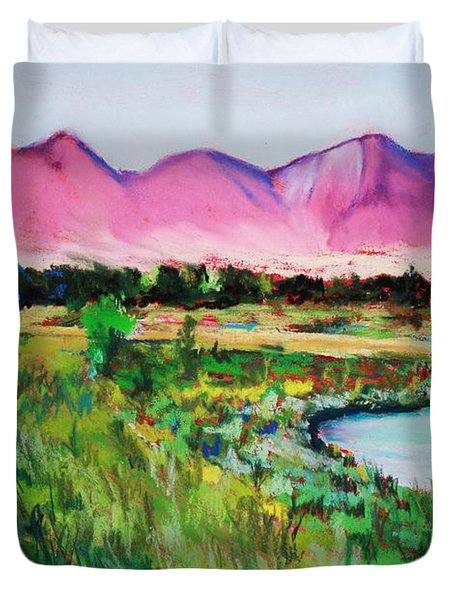 Rio On Country Club Duvet Cover