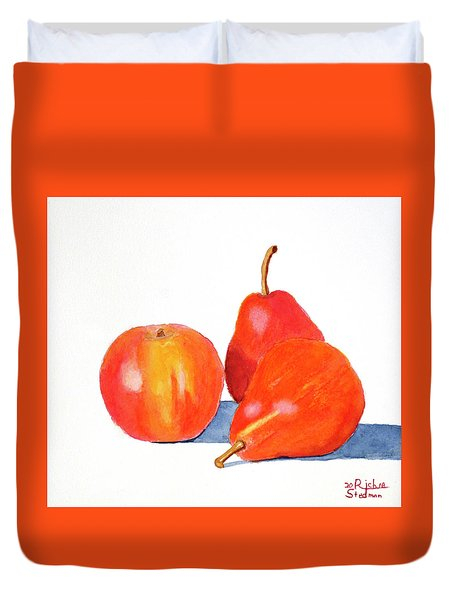 Ripe And Ready To Eat Duvet Cover