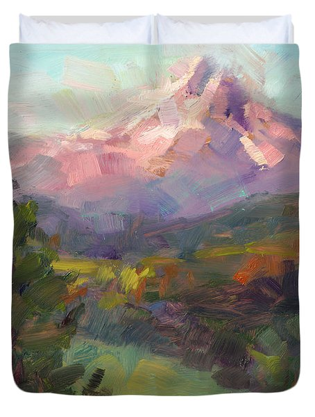 Rise And Shine Duvet Cover