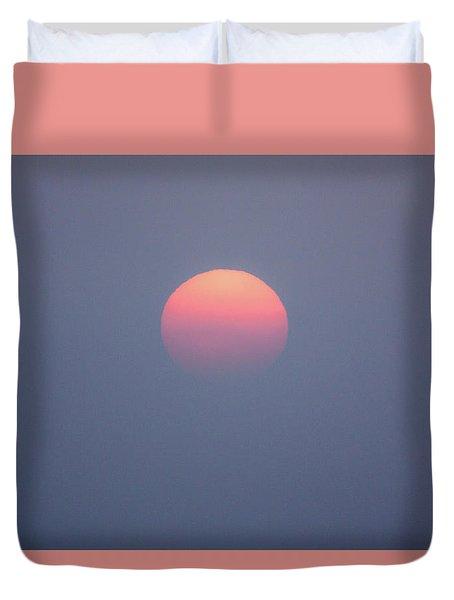 Rising Sun Duvet Cover by Davorin Mance