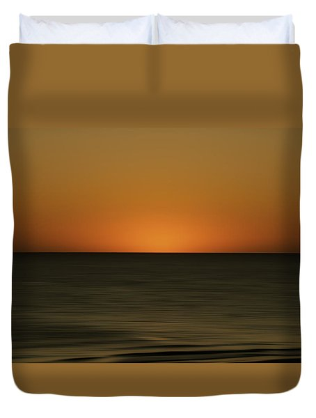 Rising Sun Duvet Cover