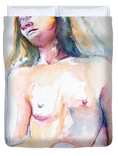 Rita #7 Duvet Cover