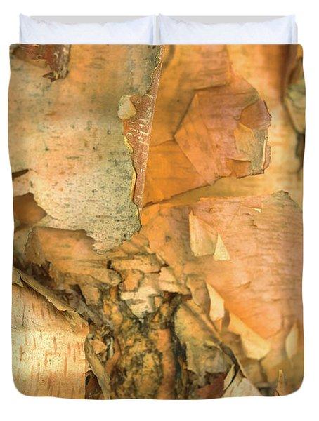 River Birch Duvet Cover