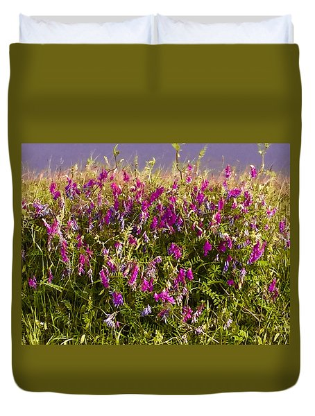 River Dandies Duvet Cover