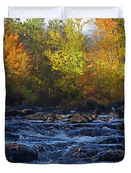 River Duvet Cover