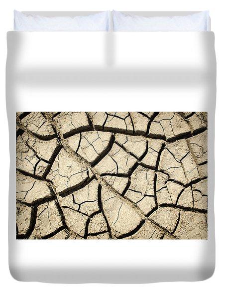 River Mud Duvet Cover
