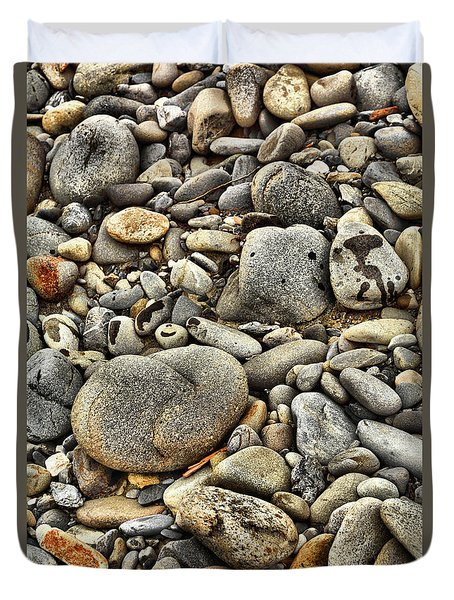 River Rock Duvet Cover