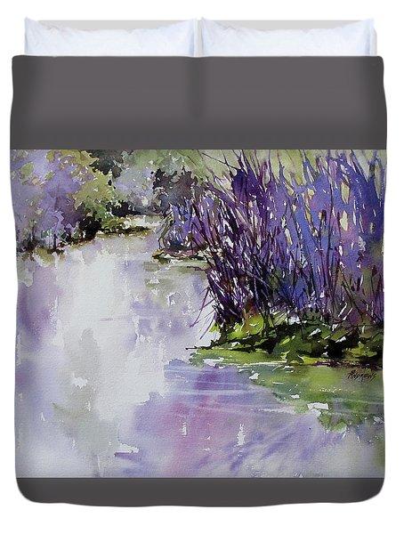 River Seduction Duvet Cover