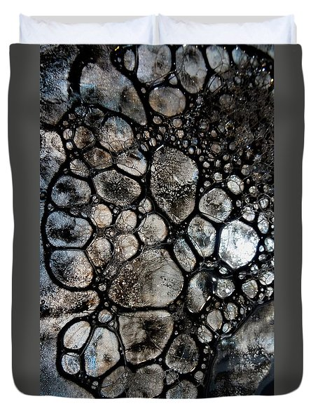 River Stone 14 Duvet Cover