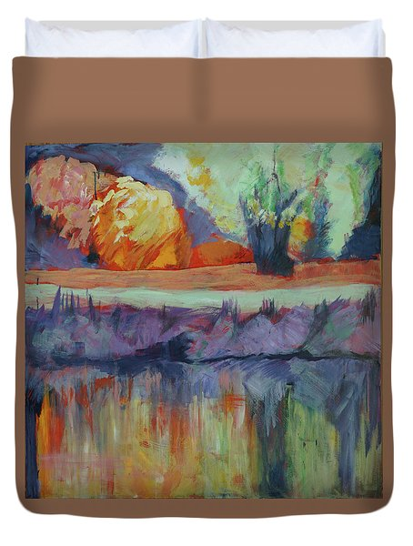 River Tweed Duvet Cover