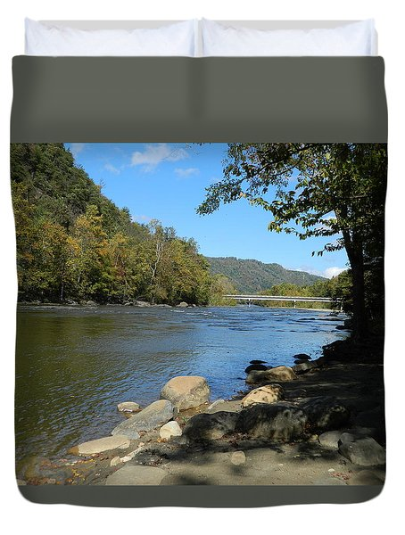 River View Duvet Cover