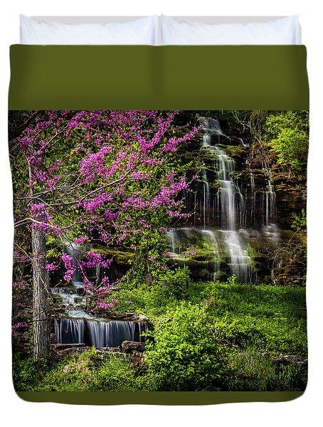 Rivercut Waterfall Duvet Cover