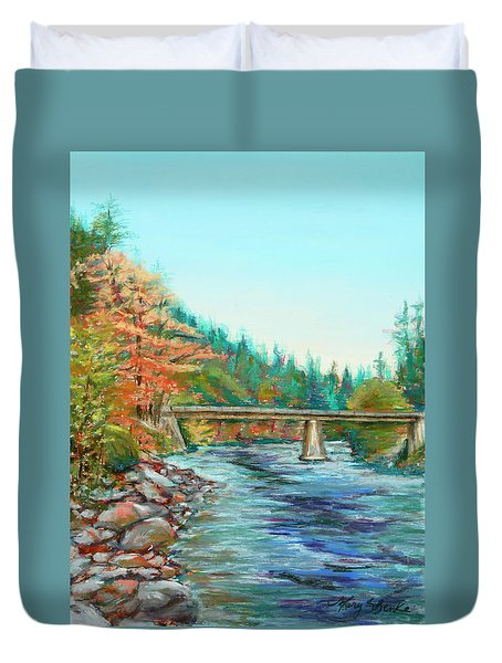 Riverdance Duvet Cover