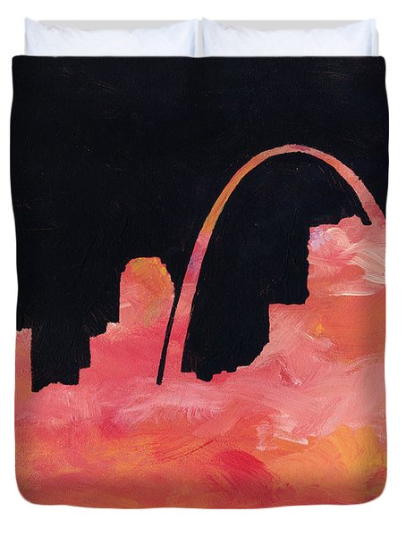 Riverfront Duvet Cover