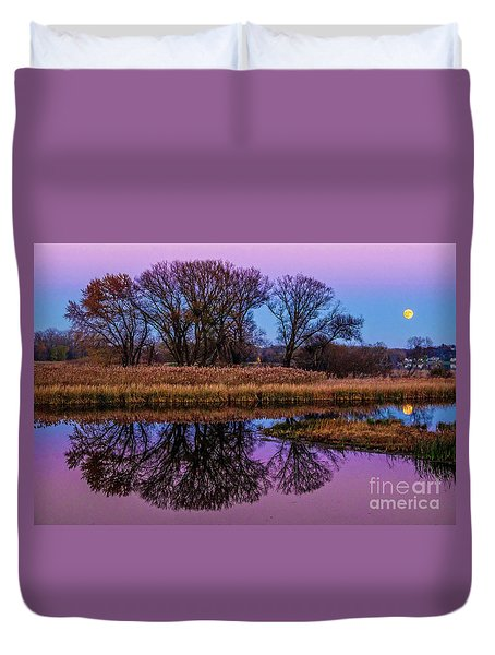 Riverglow Duvet Cover