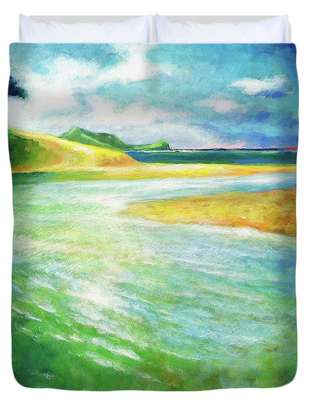 Rivermouth Duvet Cover