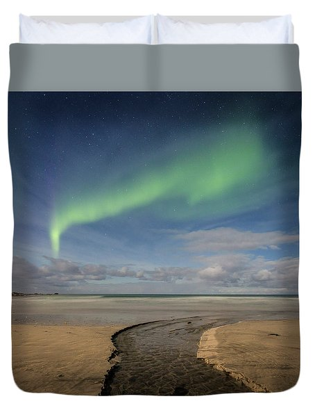 Rivers Duvet Cover