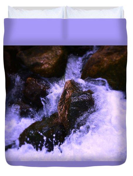 River's Dream Duvet Cover