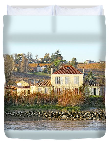 Riverside Excellence Duvet Cover