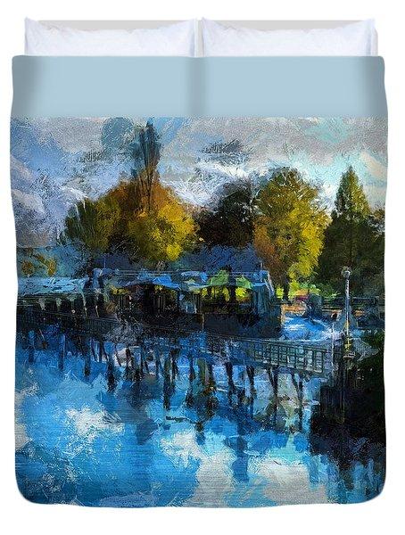 Riverview Duvet Cover