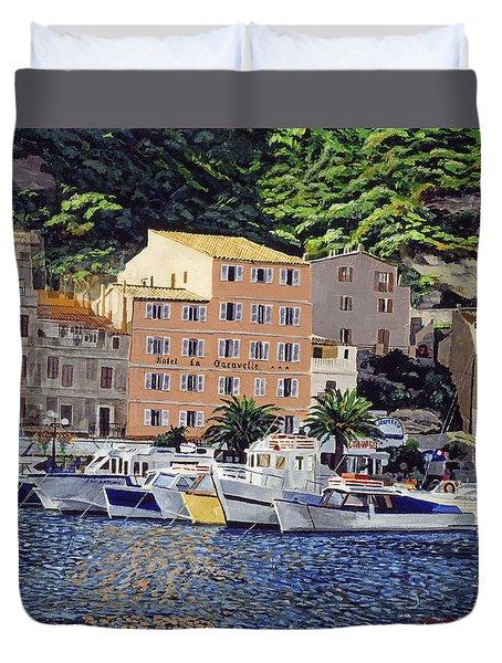 Riviera Morning Duvet Cover