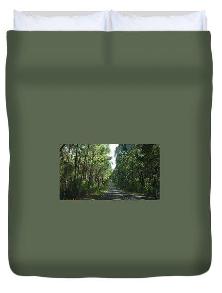 Road Duvet Cover