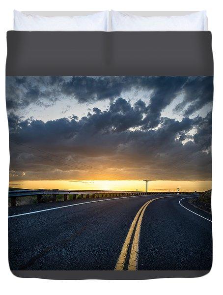 Road Home Duvet Cover
