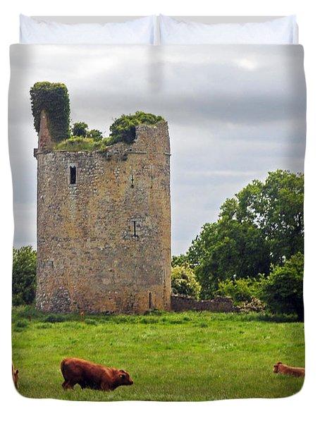 Road To Kilkenny Duvet Cover