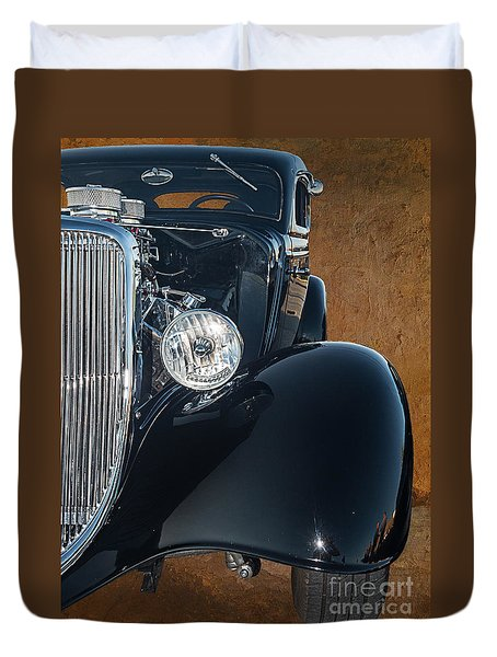 Roadster Duvet Cover