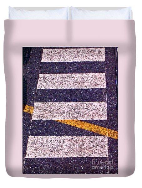 Roadway Duvet Cover