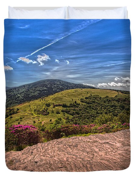 Roan High Knob Duvet Cover