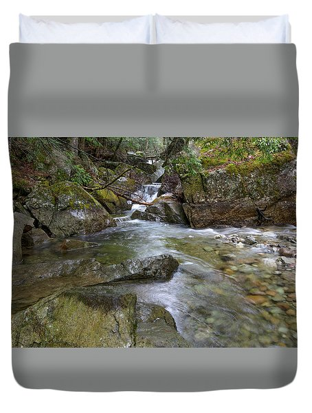 Roaring Brook Duvet Cover
