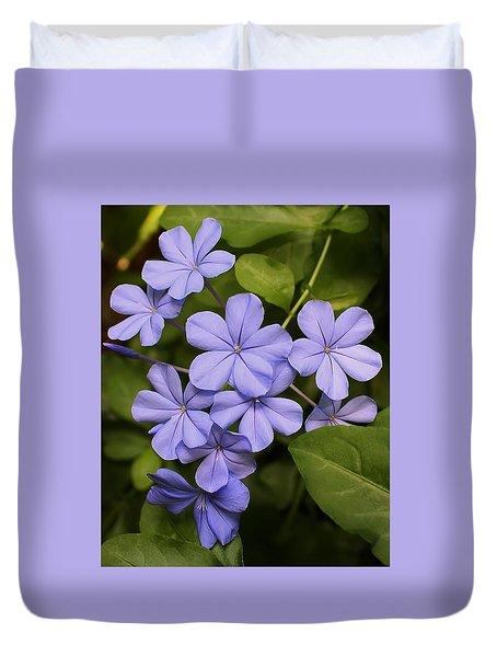Lavender Splendor Duvet Cover by Bruce Bley
