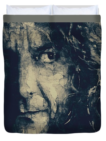 Robert Plant - Led Zeppelin Duvet Cover