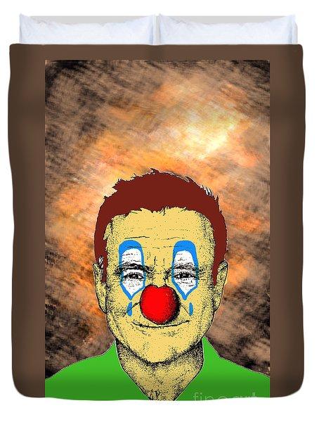 Robin Williams 1 Duvet Cover