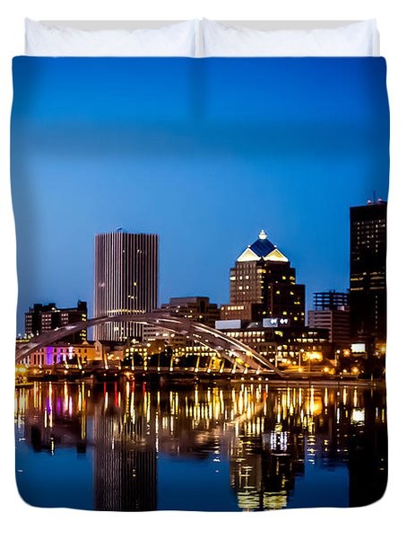 Rochester Reflections Duvet Cover
