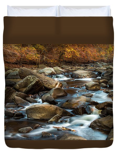 Rock Creek Duvet Cover