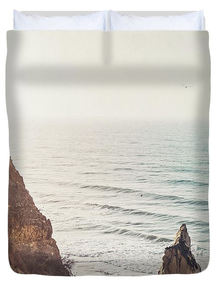 Rock My Soul Duvet Cover