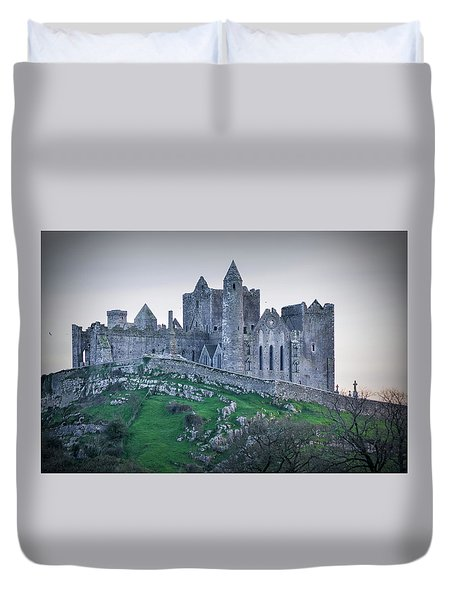 Rock Of Cashel 2017  Duvet Cover