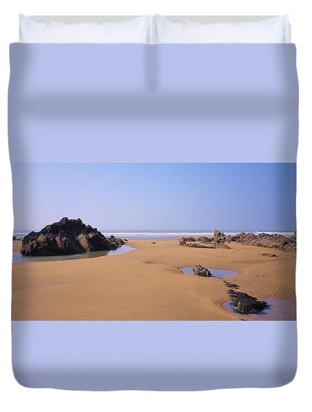 Rock Pools Duvet Cover
