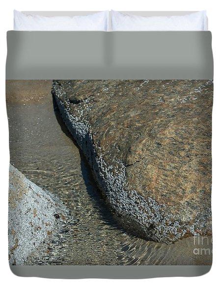 Rock Power Duvet Cover