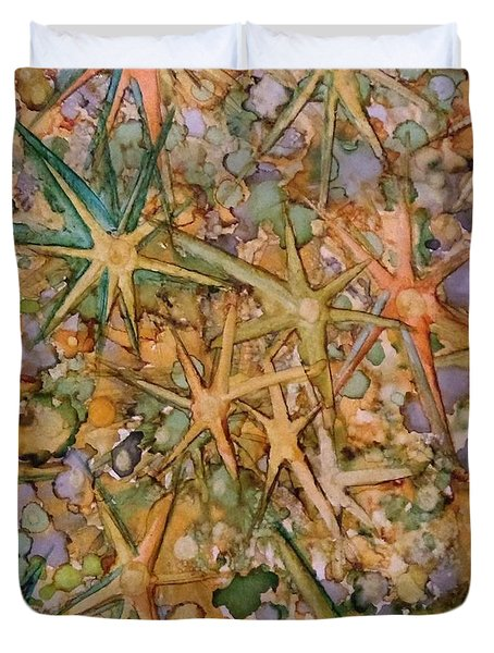 Rock Star Duvet Cover