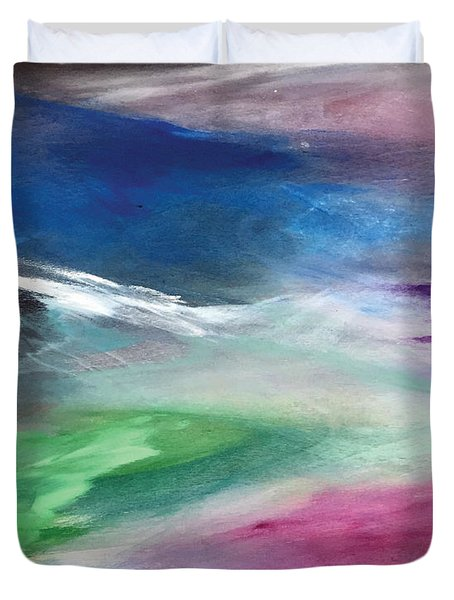 Rock The Casbah Duvet Cover