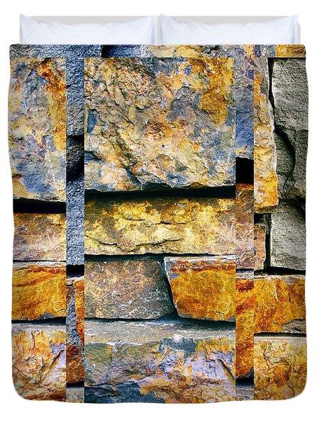 Rock Your World Duvet Cover