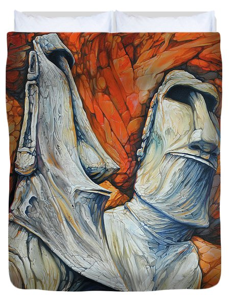 Rockbound Duvet Cover