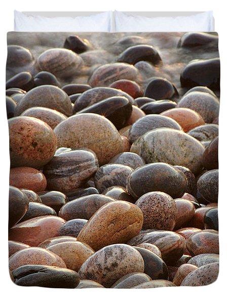 Rocks   Duvet Cover